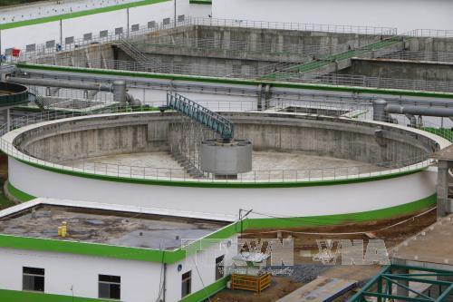 xây bể nước thải công nghiệp