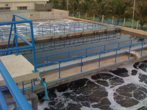 xây bể xử lý nước thải công nghiệp