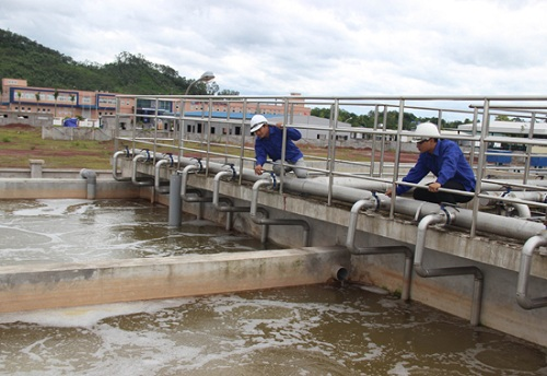 cải tạo xử lý nước thải
