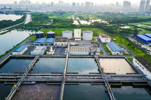 thiết kế xử lý nước thải
