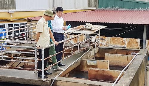 địa chỉ nhận lắp đặt bể xử lý nước thải