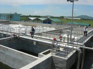 ứng dụng của phương pháp xử lý chất thải aao
