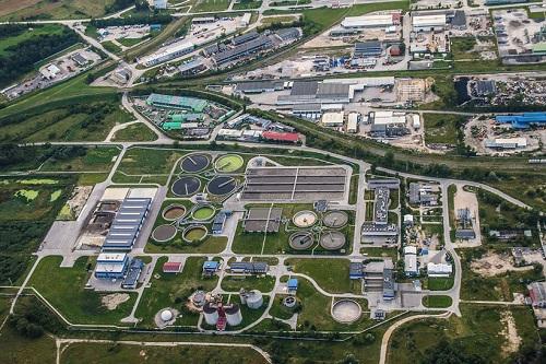 Công nghệ AAO xử lý nước thải-hiệu quả-chi phí vận hành thấp