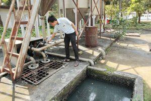 Chất vô cơ và hữu cơ trong nước thải