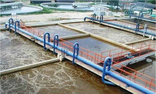 quy trình xử lý nước thải sinh hoạt