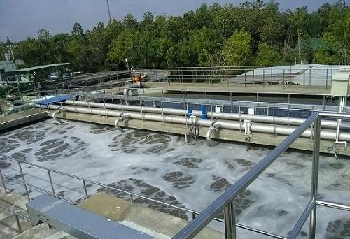 tiêu chuẩn xử lý nước thải sinh hoạt