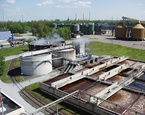 Công nghệ xử lý nước thải bằng phương pháp sinh học