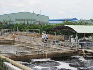 thiết kế lắp đặt bể xử lý nước thải