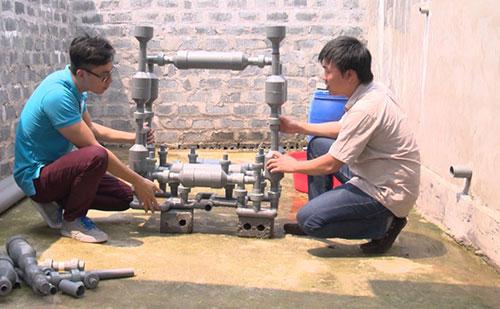 Công nghệ xử lý nước thải MET siêu tiết kiệm, thân thiện môi trường