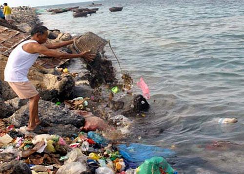 Việt Nam ơi! Hãy cứu lấy nguồn nước đang bị ô nhiễm