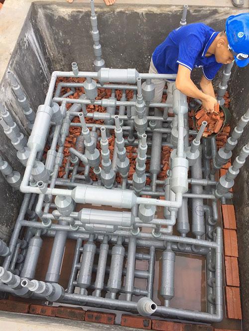ống dẫn trong công nghệ met