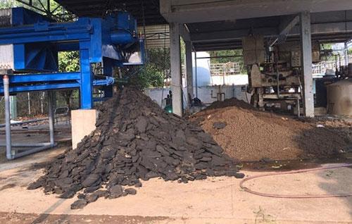 Top 4 máy ép bùn xử lý bùn thải hiện đại nhất 2020