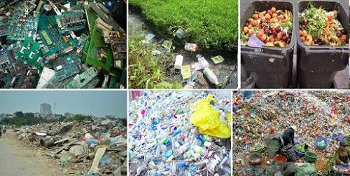 Các biện pháp xử lý chất thải rắn tại Việt Nam