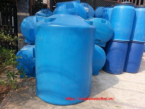 tích trữ nước sạch