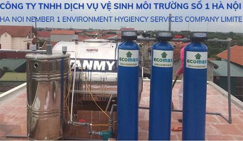 hệ thống máy lọc nước tại phú xuyên