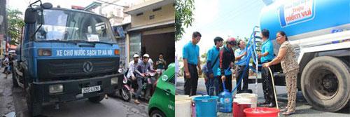 mua nước sinh hoạt tại thường tín