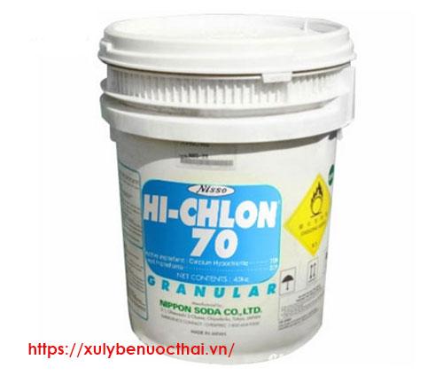 Top 2 loại hóa chất sử dụng trong thau rửa bể nước an toàn