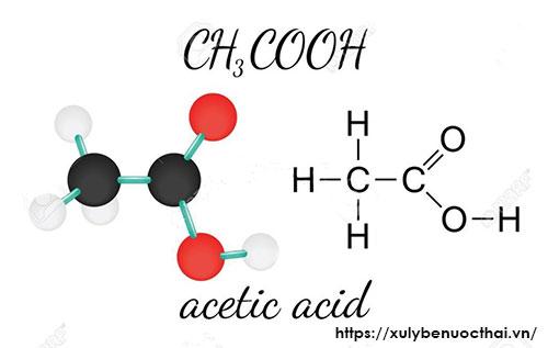 axit axetic để xử lý kim loại năng trong bùn thải