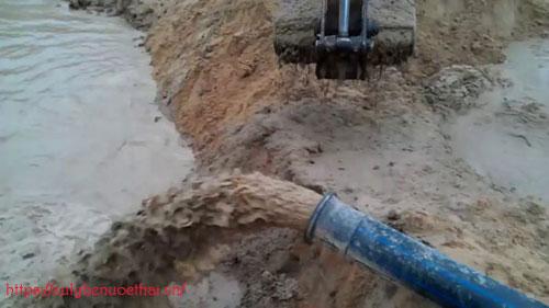xử lý bùn thải không nguy hại
