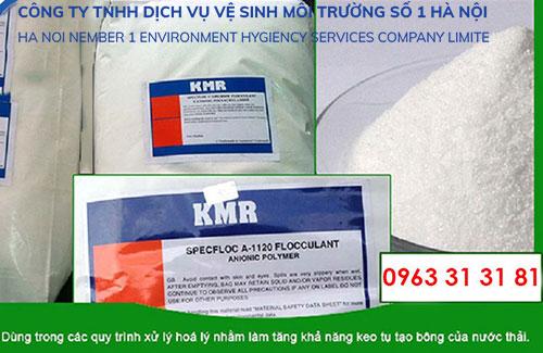 Tìm hiểu hoạt chất Polymer trong máy ép bùn thải