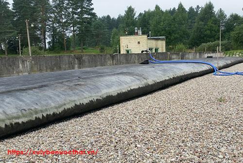 Tìm hiểu về hệ thống tách nước trong bùn thải