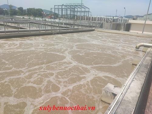 xử lý nước thải công nghệ sbr