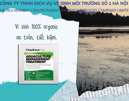 Vi sinh Aquaculture Management